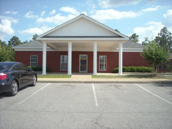 Dothan location building for Kiddie Care Learning Center