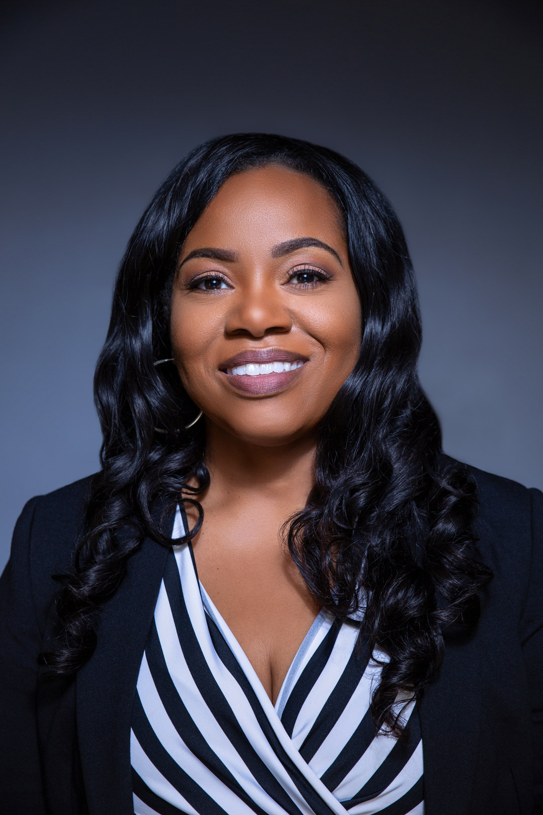 Kishia Saffold, Owner/President/CEO of Kiddie Care Learning Center